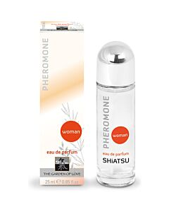 Shiatsu Pheromone Parfum pour les femmes 25ml
