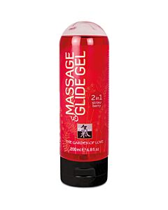gel lubrifiant MÉMORABLE et shiatsu