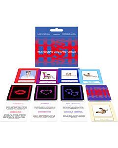 Lust jeu de cartes de la luxure