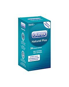 Durex naturel 24 uds