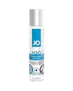 Jo l'effet de lubrifiant à base d'eau froide 30 ml