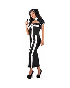 Picaresque - mailen costume de nonne noir