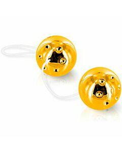 Sevencreations duo balls gold