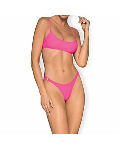 Obsessive - Mexico Beach Bikini Rosa S