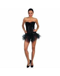 Intimax partie de corset noir