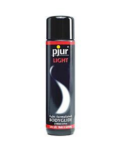 Pjur lubrifiant lumière de silicone 100 ml
