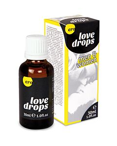 amour Ero pour les hommes et les femmes gouttes 30 ml