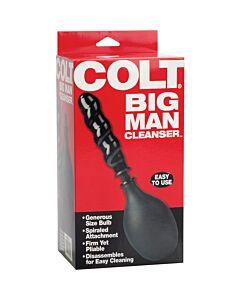 douche anale Colt nettoyage noir