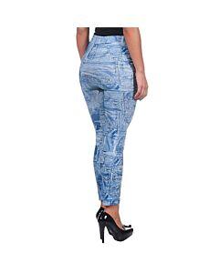 Intimax Legging veste bleue