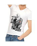 T-shirt drôle qui est votre papa